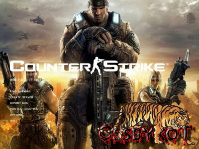 Фон Gears of War background для CSS