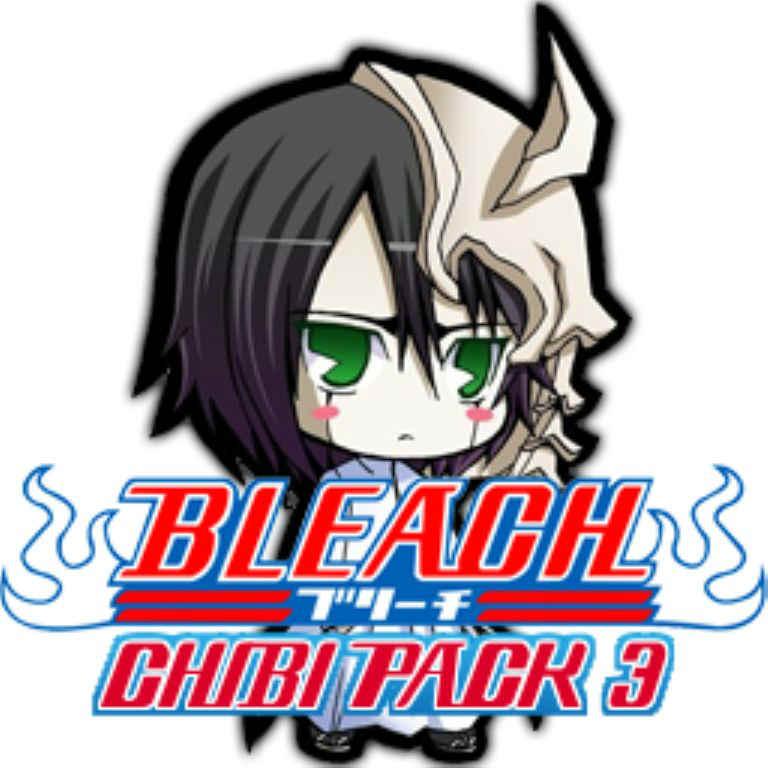 Bleach Chibi Pack 3