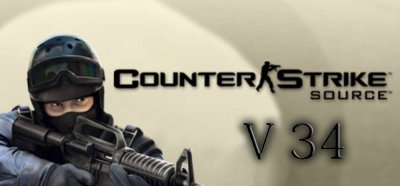 Counter-Strike Source v34 - css v34