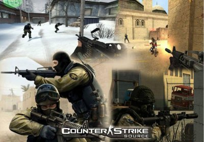 Counter-strike source v89 - CSS v89 no steam + торрент